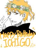 Happy Birthday ICHIGO